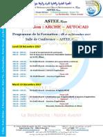 programme-formation           -autocad18-19Decembre2017