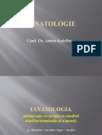 TANATOLOGIE_CURS