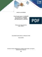 Unidad 1- Fase 2 - Analisis de prefactibilidad- Grupo  102058_3