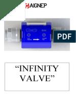 INFINITY VALVE _AIGNEP