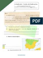 Ficha de Trabalho - D. Afonso Henriques e a luta pela Independência