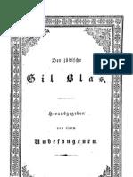 Der jüdische Gil Blas 1834