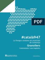 Usos i coneixement del català a Granollers