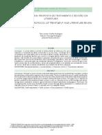 Avulsão dentária Proposta de tratamento e revisão de literatura