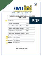 Consumo de Helados Pil en Santa Cruz de La Sierra..-PDF