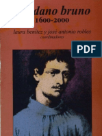 Giordano Bruno - 1600-2000