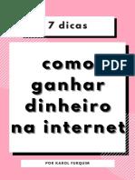 eBook Por Karol No Marketing