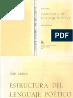 Estructura Del Lenguaje Poético