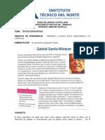 GUIAS DE LENGUA CASTELLANA GRADO 6 (segundo tema)