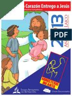 MARTINEZ, Perla, Ed. - Mi Pequeño Corazón Entrego a Jesus