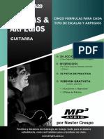 Escalas y Arpegios - Guitarra - Nestor Crespo - Gratis