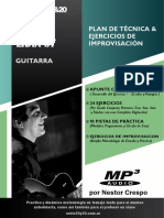 Escala Lidia b7 - Guitarra - Nestor Crespo - Gratis