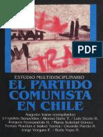 Moulian, Tomás - Cambio en La Linea Política Del PCCh