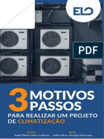 Ebook 3 passos e 3 motivos para o projeto de cliamtização