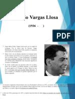 Mario Vargas Llosa ceprunsa