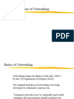 Networking - 1