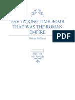 debate 2- research paper- nathan hoffman