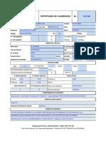 Certificado 0616-506