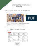LITERATURA CLASICA MEDIEVAL Y RENACENTISTA GRADO 11 guia 2