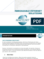 Presentation Newtelnet Revue