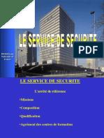 12  -Service de sécurité