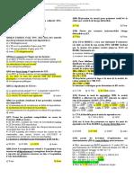 Correction TD is 1- QCM Fiscalité 2021