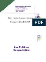 Politique Rémunération [Mode de compatibilité] (3)