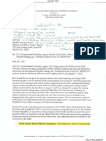 EPA Comments on Draft PolyMet NPDES Permit (Written Mar. 15, 2018, Read Aloud Apr. 5, 2018 )(WL_FOIA Lawsuit) Higyhlighted