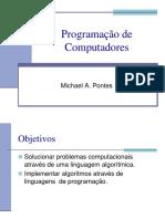 01 - Programação de Computadores