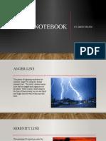 Tech Design Photo Notebook