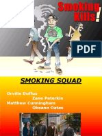 Effects of Smoking presentation