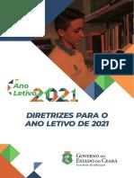 Diretrizes Ano Letivo 2021