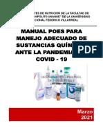 POES - Productos quimicos