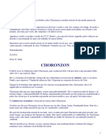 CHORONZON