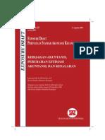 EDPSAKNo.25 Kebijakan Akuntansi Perubahan Estimasi Akuntansi Dan Kesalahan
