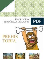 Evolución histórica de la sst
