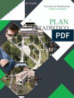 Caratula de Word Profesional de Color Verde y Negro