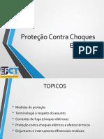 - Proteção de Instalações Eletricas - CHOQUES ELETRICOS