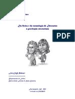 CAP 2 Da Física e Da Cosmologia de Descartes à Gravitação Newtoniana