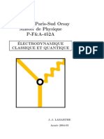 ElectroDynClass