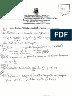 AP1 - Cálculo 1
