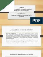 Caso de Evaluación del Desempeño Evaluación del desempeño de los Gerentes de Firestone (1)