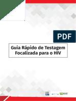 Guia_Rapido Testagem HIV