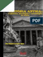 Livro Digital História Antiga Trajetórias e Abordagens José Petrucio de Farias Jr