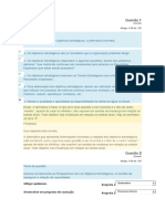 Planejamento Estratégico para Organizações Públicas - Módulo 5