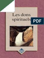 5- S5151FR01_ Les Dons Spirituels