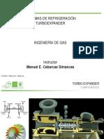 Modulo - Refrigeración Turboexpander