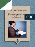 11- S5251FR02_ La prédication et l'enseignement de la parole