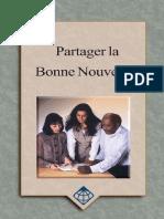 17- S5351FR_ Partager La Bonne Nouvelle