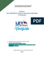 LEY ANTIBLOQUEO